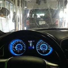 Photo taken at Cactus Car Wash by Rodrigo T. on 11/16/2013