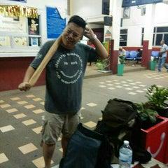 Photo taken at สถานีรถไฟสุราษฎร์ธานี (Surat Thani) SRT4239 by Sean Lim 小. on 6/21/2015