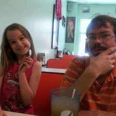 Photo taken at Boomarang Diner by Jamie H. on 4/25/2013
