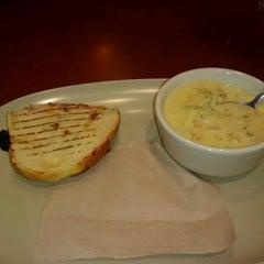 Photo taken at Panera Bread by Alexa S. on 9/18/2012
