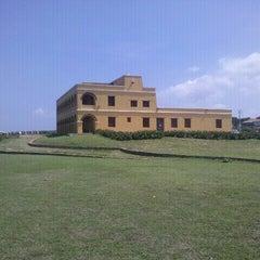 Photo taken at Castillo de Salgar by Willy on 11/6/2012
