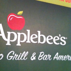 Photo taken at Applebee's by Marcio L. on 12/13/2012