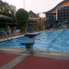 Photo taken at Sagara swimming pool by ardi r. on 8/11/2013