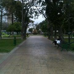 Photo taken at Plaza de Armas by Fernando M. on 1/10/2013