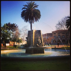 Photo taken at Plaza de Armas by Fernando M. on 7/24/2013