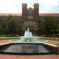 Photo taken at Florida State University by Melinda K. on 6/13/2013
