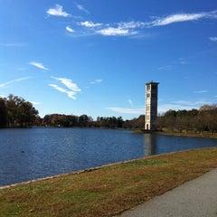 Photo taken at Furman University by Melinda K. on 11/4/2013