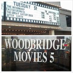 Photo taken at Starplex Cinemas Woodbridge 5 by Sam C. on 7/24/2013