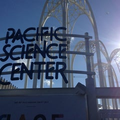 Photo taken at Pacific Science Center by Seeker on 10/27/2013