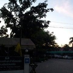 Photo taken at ต้นหว้า รีสอร์ท@ขอนแก่น by Ekkaphong S. on 12/14/2012