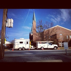 Photo taken at Taylors First Baptist Church by Alex R. on 12/4/2012