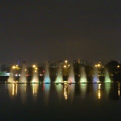 Photo taken at Parque Ibirapuera by Mariella G. on 6/8/2013