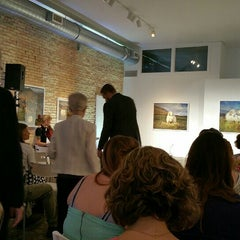 Photo taken at Ecce Art and Yoga by John S. on 7/25/2015