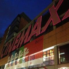Photo taken at CinemaxX Potsdamer Platz by Christoph R. on 2/7/2013