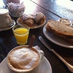 Photo taken at Mill Café by Jose C. on 5/9/2013