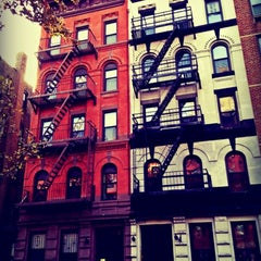 Photo taken at Upper East Side by lanamaniac on 11/17/2012