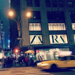 Photo taken at Zara by Rosa J. on 10/26/2012