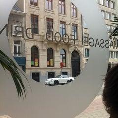 Photo taken at Le Boudoir by Sabine V. on 10/2/2013