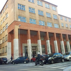 "Photo taken at Scuola Media Statale ""Dante Alighieri"" by Manuela D. on 10/29/2012"