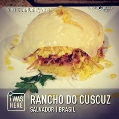 Foto tirada no(a) Rancho do Cuscuz por Anderson L. em 1/5/2013