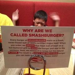 Photo taken at Smashburger by Lydebern V. on 5/26/2013