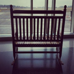 Photo taken at McGhee Tyson Airport (TYS) by Mary Kate on 2/22/2013
