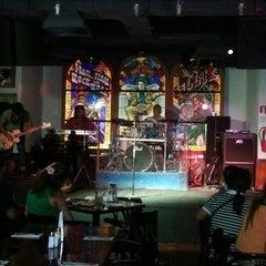 Photo taken at Hard Rock Cafe Pattaya by Victoria R. on 7/10/2013