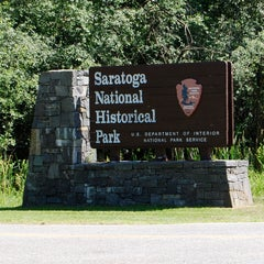 Photo taken at Saratoga National Historical Park by HISTORY on 10/17/2012