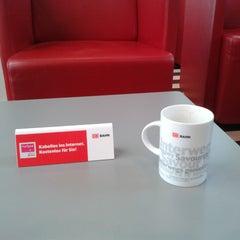 Photo taken at DB Lounge by Torsten on 9/29/2012