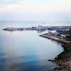 Photo taken at Selimpaşa Liman by Hiç kimse on 1/30/2013