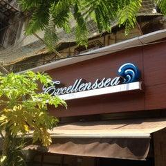 Photo taken at Excellensea Restaurant by Matthew H. on 5/13/2014