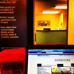 Photo taken at Ausecure by Hadi S. on 4/25/2013