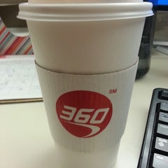 Photo taken at Capital One 360 Café by Marissa on 2/1/2013