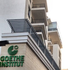 Photo taken at Geothe Institute by OverWelming Beirut C. on 8/15/2013
