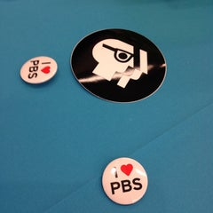 Photo taken at PBS Headquarters by Susan on 6/19/2014