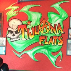 Photo taken at Tijuana Flats by Deborah B. on 9/1/2013