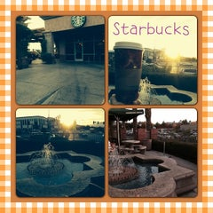 Photo taken at Starbucks by Andrea A. on 11/15/2013