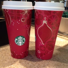 Photo taken at Starbucks by Andrea A. on 11/14/2013