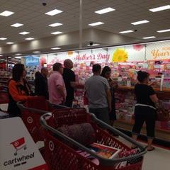 Photo taken at Target by Andrea A. on 5/10/2015