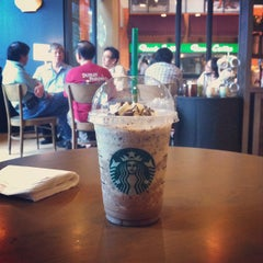 Photo taken at Starbucks by ridho m. on 2/18/2013