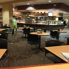 Photo taken at Boozel Dining Hall by Jimmy G. on 2/5/2013