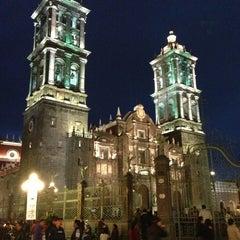 Photo taken at Catedral de Nuestra Señora de la Inmaculada Concepción by Bomba B. on 3/18/2013
