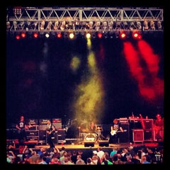 Photo taken at Verizon Wireless Amphitheatre at Encore Park by Michelle K. on 6/2/2013