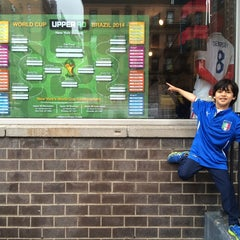 Photo taken at Upper 90 Soccer Store by L C. on 5/23/2014