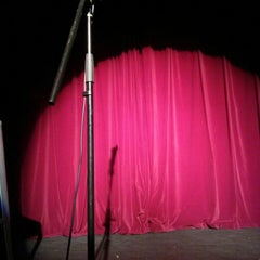 Photo taken at The Comedy Store by Ronaldo on 5/1/2013