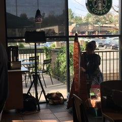 Photo taken at Starbucks by Christine on 1/31/2015