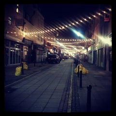 Photo taken at Exmouth Market by Elkanah R. on 11/28/2012