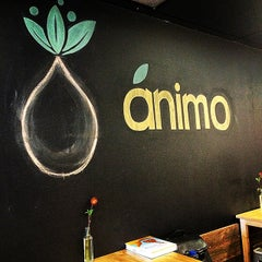 Photo taken at Animo Juice by SweetTs B. on 9/19/2014