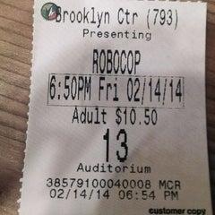 Photo taken at Regal Cinemas Brooklyn Center 20 by Recliner Jockey on 2/15/2014
