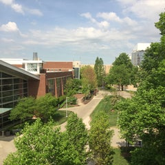 Photo taken at The University of Akron by Lawrence B. on 5/11/2015
